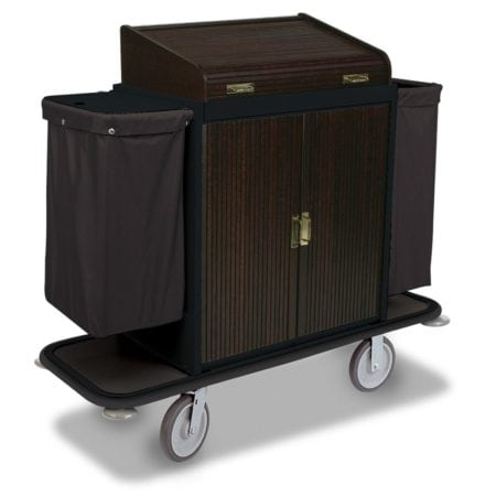 Steel Housekeeping Cart - 2162
