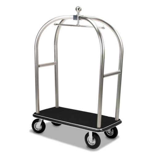 Birdcage Luggage Cart — 2528-DT 1