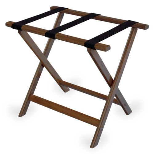 Wood Luggage Rack - 934