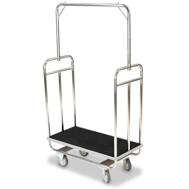 Economy Luggage Cart — H1210-5C 1