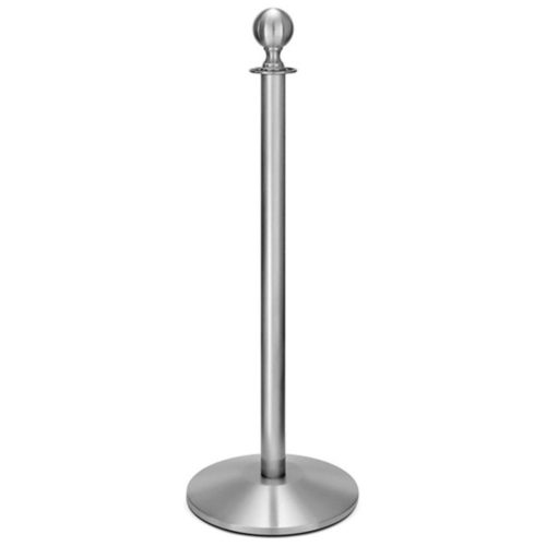 Brushed Stainless Steel Stanchion - 2744