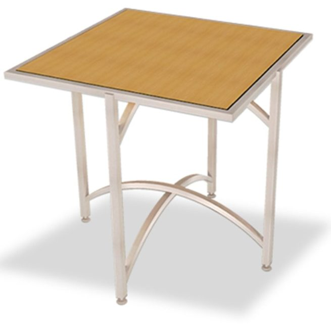 EcoFlex Elite Linenless Table – 7035L 1